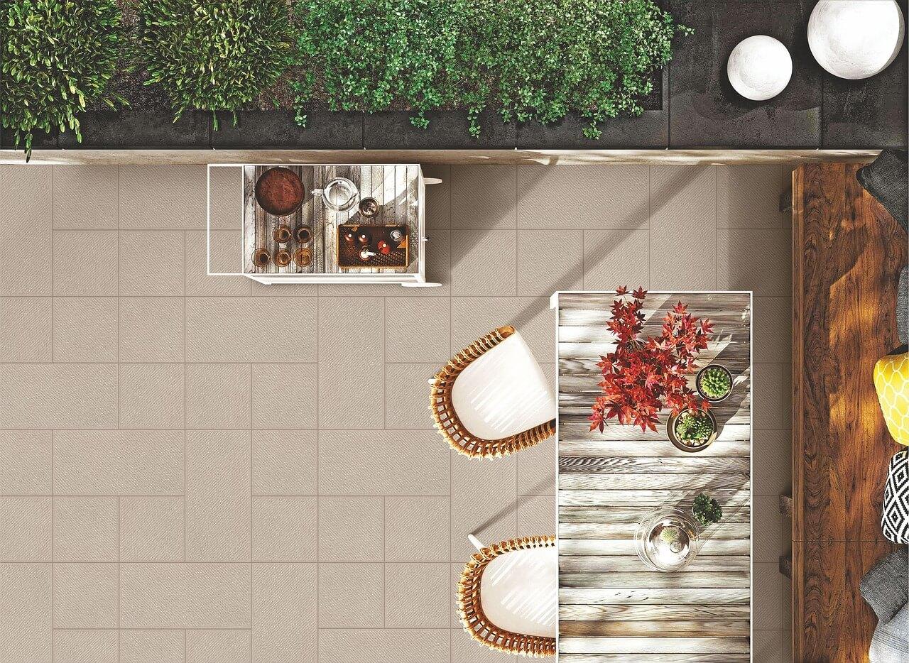 płytki na balkon lub taras