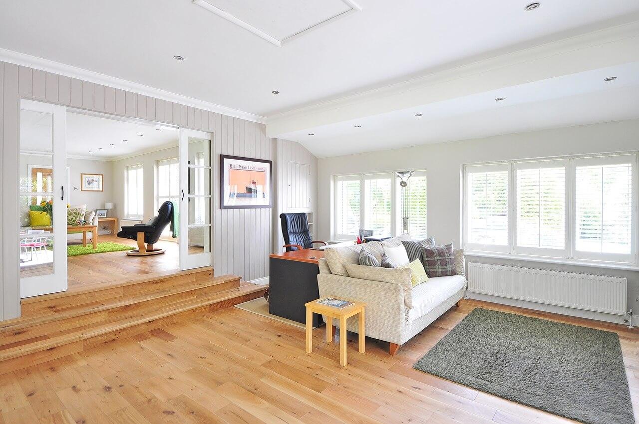 podłoga - wizytówka domu
